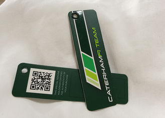 Trung Quốc Eco Friendly Custom Clothing Hang Tags For Merchandise Specialized Shape nhà cung cấp